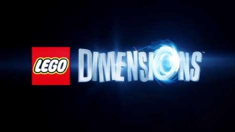 Galactic LEGO Video Games