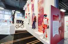 Athletic Design Exhibitions - Sports Exhibition Smarter. Faster. Tougher. Looks at Fashion and Tech