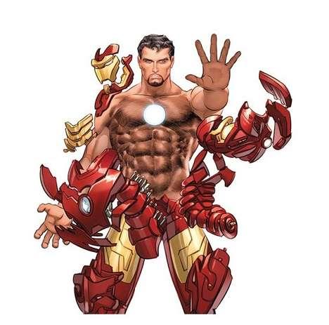 Body-Positive Superheroes