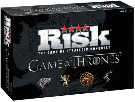 Fantasy Strategy Board Games