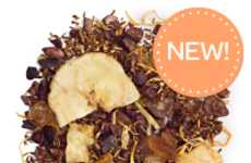 Malt Shop Tea Flavors - This Caffeine-Free Tea From DavidsTea was Inspired by the Banana Split