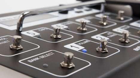 High-Tech Guitar Processors