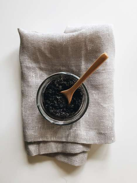 DIY Coconut Coffee Scrubs