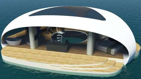 Tranquil Floating Villas