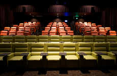 Luxury Members-Only Cinemas - iPic Theaters is a Chain of Upscale, Membership-Based Cinemas
