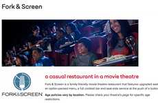 Family-Friendly Dine-In Theaters