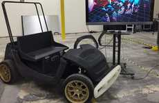 Autonomous 3D-Printed Cars - The SmartCart Showcases the Best in 3D-Printing and Autonomous Tech