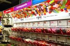 Furniture Sweet Shops - IKEA Canada Will Soon Feature 'Pick and Mix' Candy Shop Stations