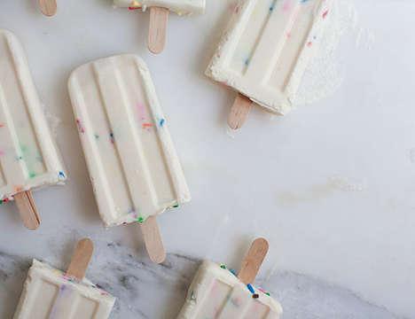 Funfetti Ice Pops