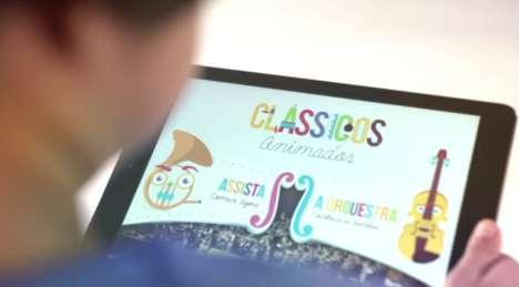 Classical Cartoon Apps