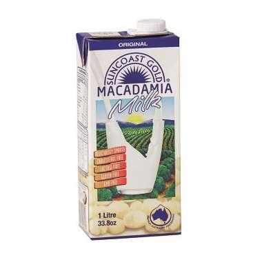 Macadamia Nut Milks