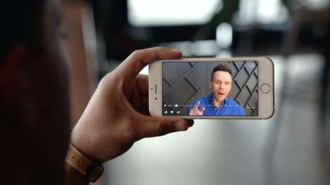 Obnoxious Phone Upgrade Ads
