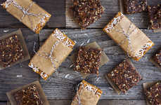 Homemade Energy Bars - This Recipe From Tasty Yummies Can Be Altered to Include Different Flavors