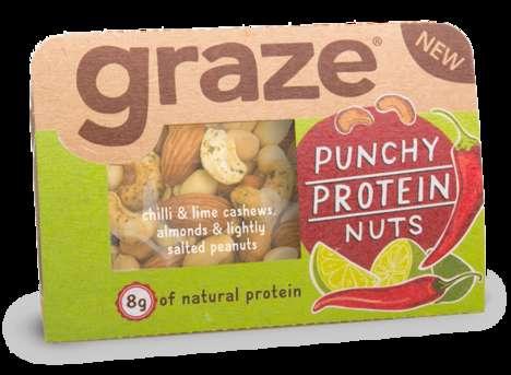 Peel-Back Snack Packs