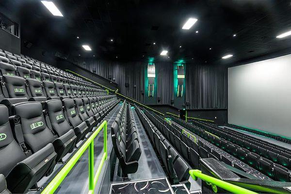 18 Tech-Focused Cinemas