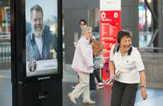 Interactive Yodeling Billboards