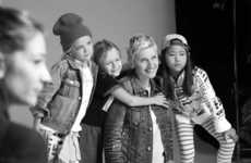 Girl-Empowering Editorials - This Sneak Peek of Ellen DeGeneres' GapKids Line Focuses on Self-Esteem