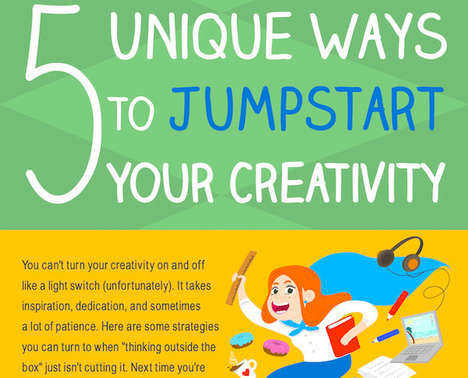 Creativity-Boosting Tips