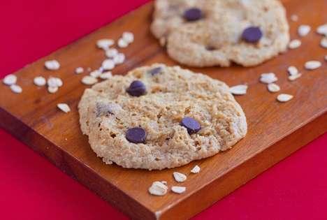 Microwaveable Chocolate Chip Cookies