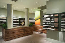 Naturalized Cosmetics Outposts - The Aesop Frankfurt Boutique Was Designed by Philipp Mainzer