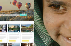 Travel-Based Charity Apps - This App Enables Travelers to Donate Part of Their Holiday Expenses