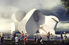 Manipulated Sphere Buildings