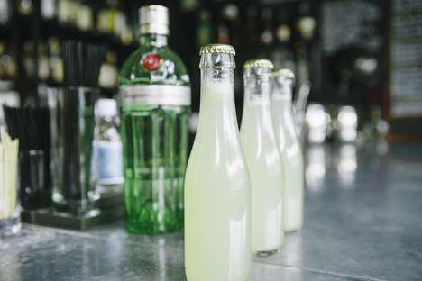 Single-Serve Picnic Cocktails