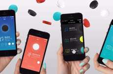 Selfie-Taking Fitness Apps - The Misfit Link Blends Activity Tracking With Selfie Snapping