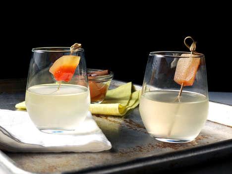 Pickled Fruit Cocktails