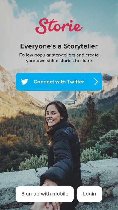 Video Storytelling Apps - Mobile App Storie Lets You Film and Publish Video Clips of Your Day