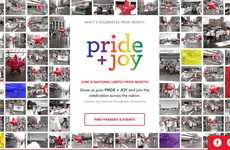 Pride Equality Ads - The Macy's Pride + Joy Campaign Celebrates National LGBTQ Month