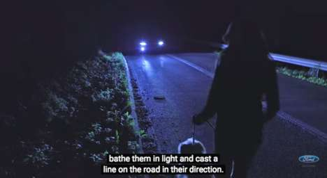 Pedestrian-Friendly Headlights