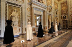 Opulent Couture Exhibits