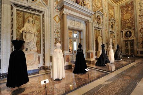 Opulent Couture Exhibits