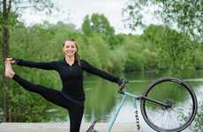Cyclist Yoga Classes - Yoga Manchester's 'Yoga for Cyclists' Class Caters to Those on Two Wheels