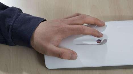 Laser Glucose Monitors