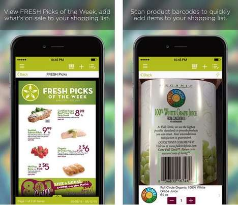 Budget-Conscious Grocery Apps