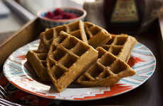 Alternative Waffle Recipes - The Cassava Flour Waffles are Perfect for Those on Autoimmune Protocol