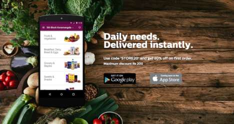 Indian Grocery Delivery Services