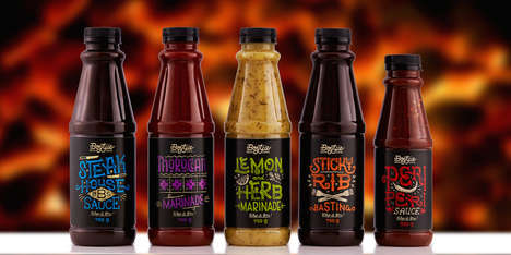 African-Themed Sauces