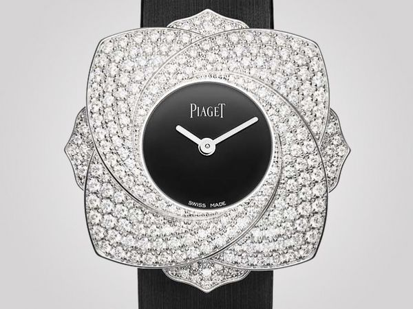 22 Precious Stone-Encrusted Watches