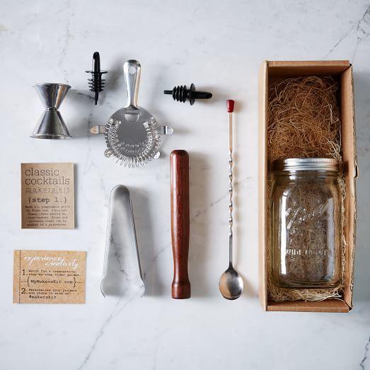16 DIY Cocktail Kits