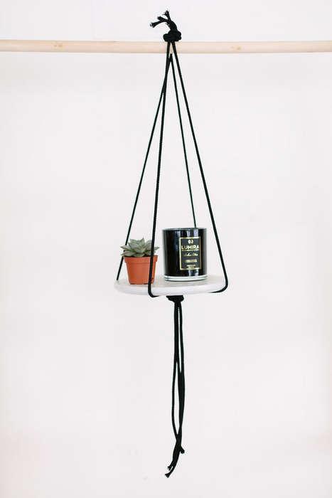 Minimal Marble Hangers
