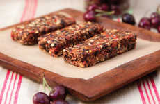 Chocolate Goji Bars