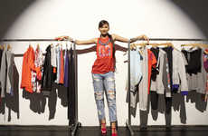 Youthful Celebrity Sportswear - Zendaya Coleman is the Fresh Face of the Adidas Adigirl Collection