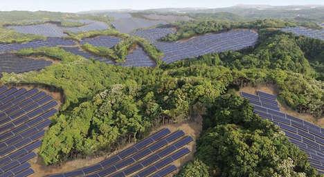 Golf Course Solar Farms