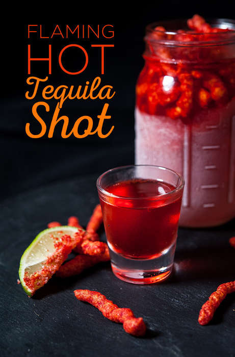 Spicy Alcoholic Shots