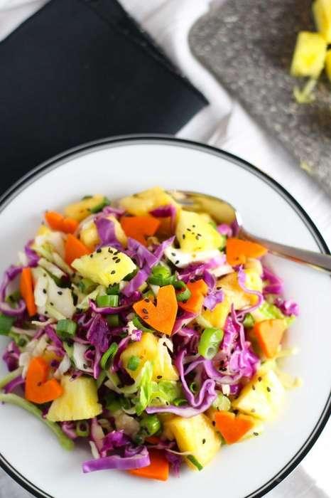 Hawaiian Coleslaw Recipes