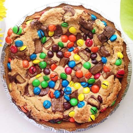 Cookie Dough Candy Desserts