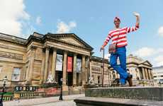 Nationwide Scavenger Hunts - Virgin Trains Recently Launched a Where's Wally Hunt Across the UK